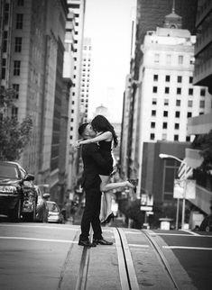 Elizabeth & Jose | San Francisco Engagement Photography » One of Best Wedding Photographers in the World