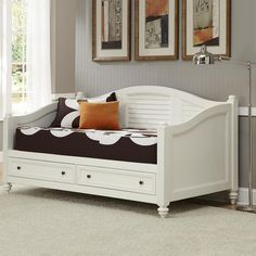 daybeds | Classic Style Hardwoods Twin Daybed Design Cool Kids ...