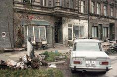 Berlin Zimmerstrasse 1992.