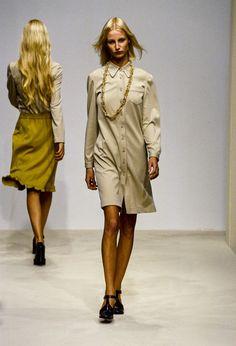Prada Spring 1996 Ready-to-Wear Fashion Show - Esther de Jong