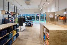 SUN68 loves Riccione, negozio in viale Ceccarini 101 #SUN68lovesRiccione #SUN68 #stores #Riccione Ph: Luca Casonato