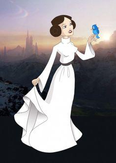 Leia Disney