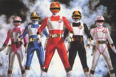 Júri aponta quais são os melhores Super Sentai dos anos 80 - Canais Japão - Herói