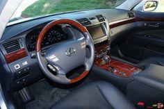 lexus ls 460 interior | Picture of 2008 Lexus LS 460 Base, interior