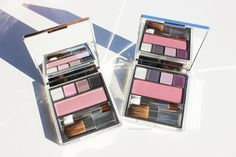 These limited edition Clinique palettes are a perfect way to to add a little shimmer to your pre-holiday makeup lineup!