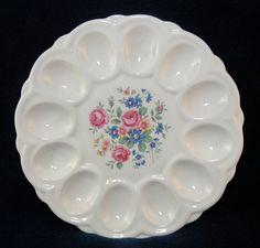 vintage egg plates | Like this item?