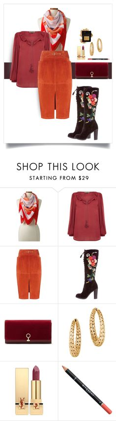 """be bold"" by art-gives-me-life ❤ liked on Polyvore featuring Lands' End, Biba, Dorothy Perkins, Miu Miu, Louise et Cie, John Hardy, Yves Saint Laurent, Givenchy, Forever 21 and contestentry"