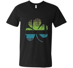 LGBT Irish Shamrock Shirt