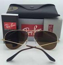 Ray Ban Active Lifestyle Semi-Rimless RB4085 Dark Blue Black Sunglasses