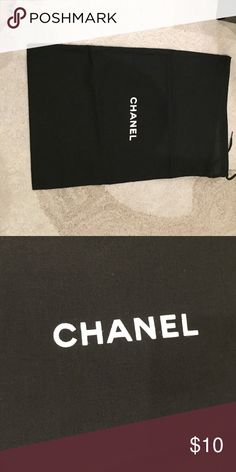 Authentic CHANEL Drawstring Dustbag Brand new. 10000% authentic. Dimensions- 13x9 inches CHANEL Bags