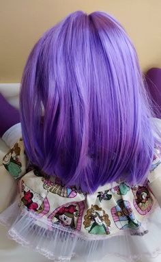 cabelo sintético
