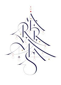 Type Worship: Inspirational Typography & Lettering — aronjancso: Wish you a merry Christmas! Christmas Images, Christmas Design, Christmas Colors, Christmas Art, Pallet Christmas, Christmas Wishes, Family Christmas, Christmas Cookies, Christmas Holidays