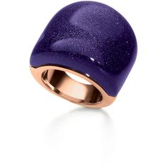 Folli Follie Asteroid Ring ($50) ❤ liked on Polyvore