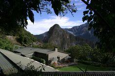 Tampu Restaurant at Machu Picchu Sanctuary Lodge, Peru