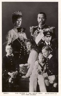 Did you know? On this day in 1917 the British royal family changed their name of Hanover to Windsor. Anti-German sentiment during WWI caused George V to change his dynasty name from Saxe-Coburg and Gotha to the House of Windsor. Older brother Prince Albert was in line for the throne, but died of pneumonia. George became successor and married his brother's fiancé.