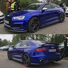 Audi RS3 Clubsport pic @tuningfansschweiz #CarsWithoutLimits