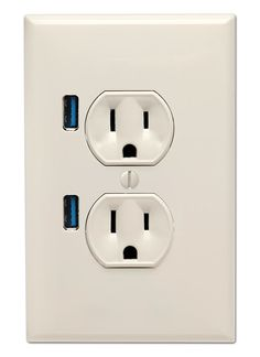 USB Wall Plug cool and so useful