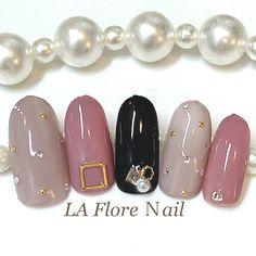 Gel Designs, Simple Nail Designs, Nail Art Designs, Japanese Nail Design, Japanese Nail Art, Cute Toe Nails, Toe Nail Art, Fabulous Nails, Perfect Nails