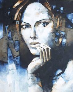 Hugo Maritz Art - Wile 100x80cm