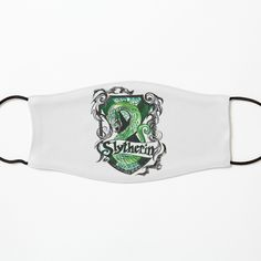 Mask For Kids, Slytherin, Cotton Tote Bags, Chiffon Tops, Classic T Shirts, Masks, Art Prints, Printed, Awesome