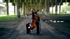 """Radioactive"" by Imagine Dragons Cello Cover - Caitlin Tarver Delaney (now this is how I want to play the cello)"