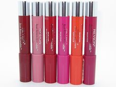 Revlon just bitten kissable lip balm; awesome & affordable.  Long wearing and great color payoff.  $7-10