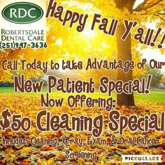Call Today to schedule your cleaning! - http://ift.tt/1HQJd81