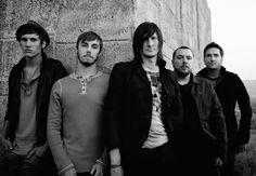 Anberlin. I'm a long time fan of these guys. Going to see them in concert for the very first time in October!