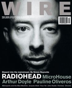 radiohead. the wire magazine