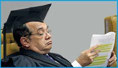 Gilmar Mendes está cego! Em entrevista a Globo News, disse que nunca houve fraude nas urnas eletrônicas! Só pode estar cego! http://almirquites.blogspot.com/2016/08/gilmar-mendes-esta-cego.html?spref=tw  ___________________