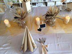 Přírodní svatba - - Svatební výzdoba