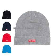 b7143e55436 Supreme SS13 Cuffed Beanie (Multi color) Box Logo Camp Cap hat tee hoodie