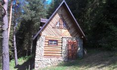 Chata Cabin, Mountains, House Styles, Home Decor, Decoration Home, Room Decor, Cabins, Cottage, Home Interior Design
