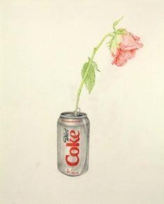 Diet Coke is beautiful.