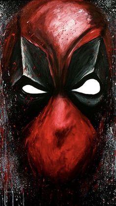 Marvel Phone Wallpaper, Deadpool Wallpaper, Deadpool Art, Deadpool Cosplay, Deadpool Pictures, Marvel Comics Art, Black Panther Marvel, Comic Movies, Amazing Spiderman