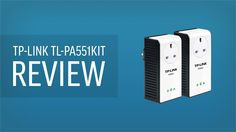 In this video I unbox the TP-Link TL-PA551KIT.