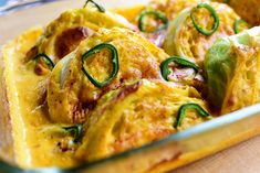 Edna Mae's roasted cabbage   The Pioneer Woman   Ree Drummond   note: use a sub for the cheese whiz