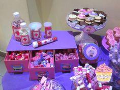 decoracion de fiesta infantil de doctora juguetes - Buscar con Google