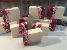 Teardrop Soap Technique - Video Timeline in Description - Homemade Soap - Great Cakes Challenge - YouTube