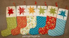 Nancy Zieman's Stocking Pattern Sewing Tutorial Round Up | Sewing With Nancy