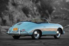 Car Porn: 1958 Porsche 356 A Speedster By Reutter Porsche Classic, Classic Motors, Classic Cars, Porsche 356 Speedster, Porsche 356a, Porsche Cars, Ferdinand Porsche, Vintage Porsche, Vintage Cars