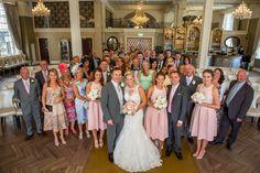 30 James Street Wedding Group Photography by Matthew Rycraft