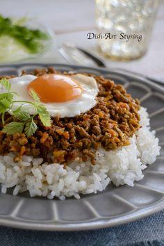 作り置きたい!炒めるだけのドライカレー – So Funny Epic Fails Pictures Home Recipes, Asian Recipes, Cooking Recipes, Ethnic Recipes, Korean Food, Japanese Food, Food Inspiration, Entrees, Side Dishes