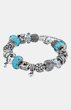 Pandora bracelets and jewelry available at Benson Diamond Jewelers.  www.bensondiamondjewelers.com