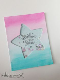 Sparkle and Shine - Melissa Bowden