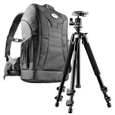 http://ift.tt/1PiRw1Q Mantona Scout Trekking 2in1 Set inkl. Fotorucksack Trekking und Kamerastativ Scout für DSLR- und Systemkameras @Compare Pricescicoli##