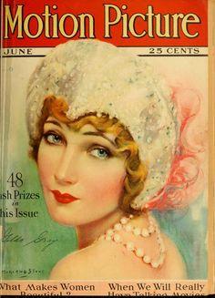 Gilda Gray Motion Picture Magazine