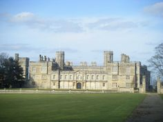 Castle Ashby, Windsor, England
