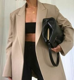 50 Cute Oversized Blazer To Wear For Women Mode Outfits, Casual Outfits, Fashion Outfits, Fashion Trends, Fashion Skirts, Winter Outfits, Fashion Ideas, Summer Outfits, Fashion Tips
