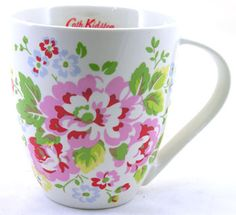 Cath Kidston- Spray Flowers Crush Mug